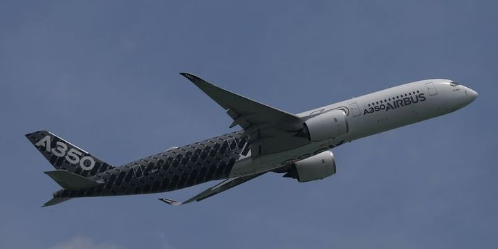 Airbus karı 3. çeyrekte yüzde 21 azaldı