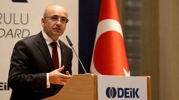 Şimşek: Türk ekonomisi oldukça dirençli ve dayanıklı