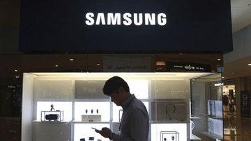 """Samsung'un 3. çeyrek karı """"Note 7"""" ile geriledi"""