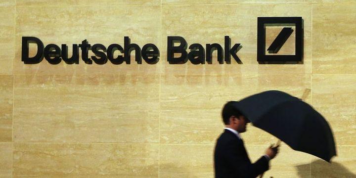 Deutsche Bank 3. çeyrekte beklenmedik bir şekilde kar etti