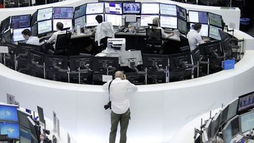 Avrupa borsaları 4 günde ilk kez yükseldi