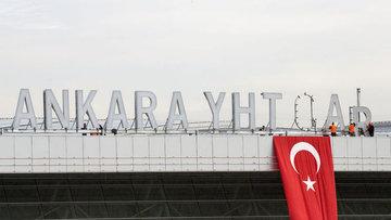 Ankara Yüksek Hızlı Tren (YHT) Garı 29 Ekim'de hizmete aç...