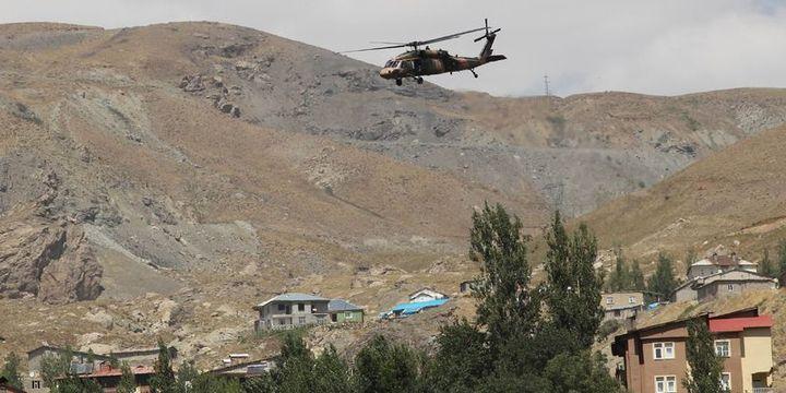 Hakkari ve Bingöl'de 2 asker şehit oldu