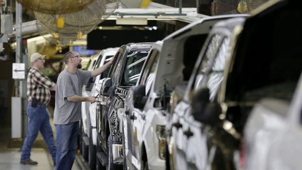 ABD'de dayanıklı mal siparişleri Eylül'de azaldı
