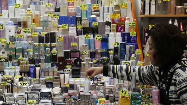 Japonya'da çekirdek enflasyon Eylül'de geriledi
