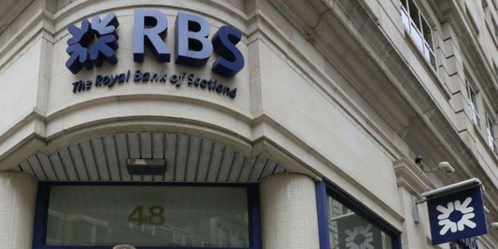 """RBS hisseleri """"3. çeyrek karı"""" ardından yükseldi"""