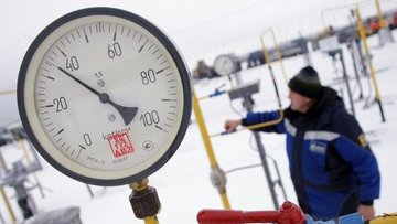 Türkiye, Gazprom'dan ilave gaz talep etti