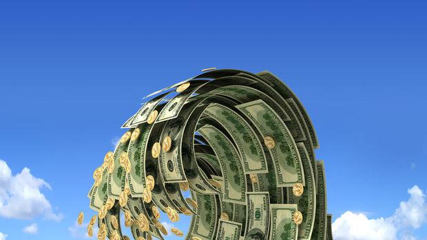 Dolar ABD verisiyle 4. haftalık yükselişe ilerledi