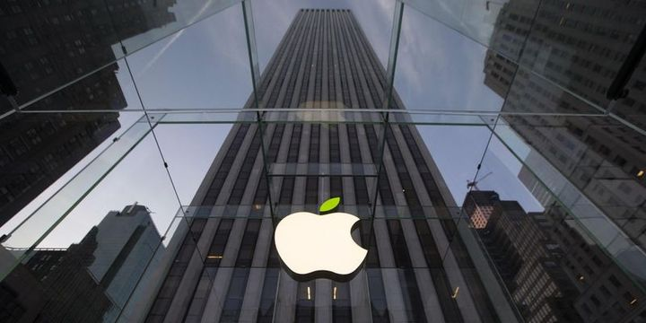 Apple İngiltere'de