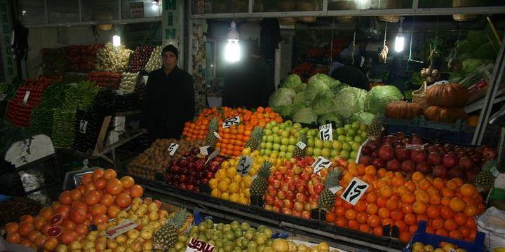 Sebze ve meyve üretiminde rekor beklentisi