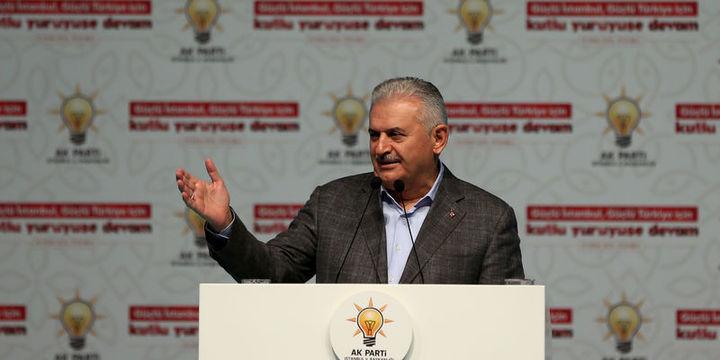 Yıldırım: Başkanlık gelmezse Türkiye