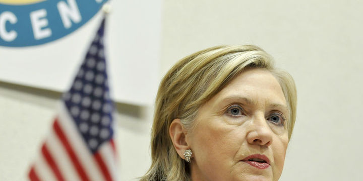 "Anketlere göre Clinton ""FBI"" sonrası az oy kaybetti"