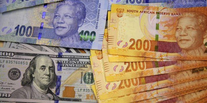 """Rand """"Gordhan"""" haberi ardından dolar karşısında güçlü yükseldi"""
