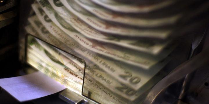 Vergi dışı normal gelirler 14,6 milyar lira oldu