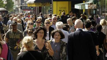 Bloomberg HT Tüketici Güveni Ekim'de geriledi