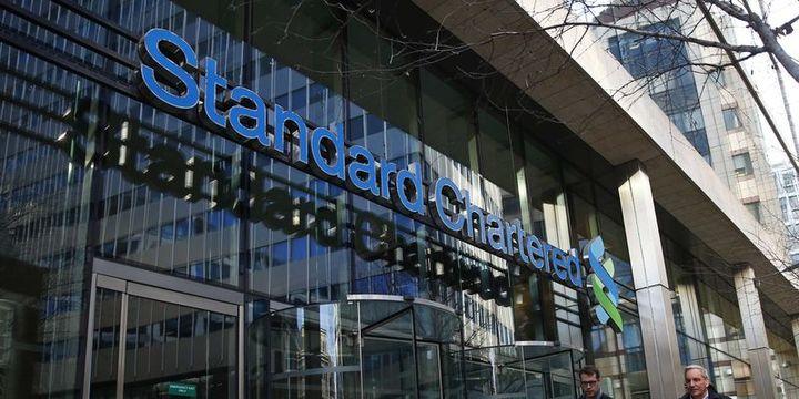 Standard Chartered'in 3. çeyrek karı beklentinin altında kaldı