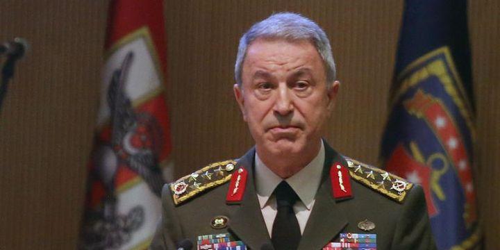 Genelkurmay Başkanı Akar Rusya