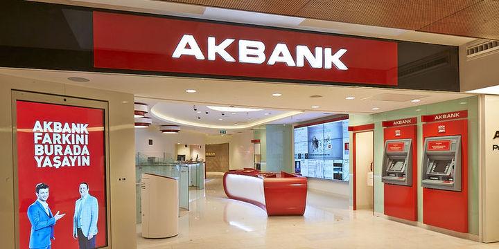 Akbank genel ihtiyaç ve taşıt kredilerinde faiz indirimine gitti