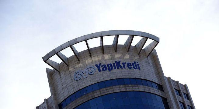 Yapı Kredi'den 2,4 milyar liralık net kâr