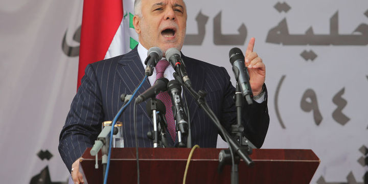 Irak/İbadi: Tükiye