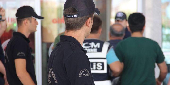 FETÖ'den tutuklananlar ve gözaltına alınanlar 03.11.2016