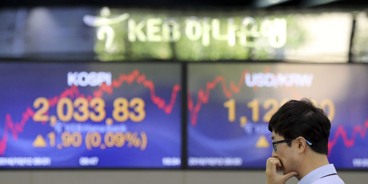 Gelişen ülke borsaları ikinci haftada da düşüşe ilerledi