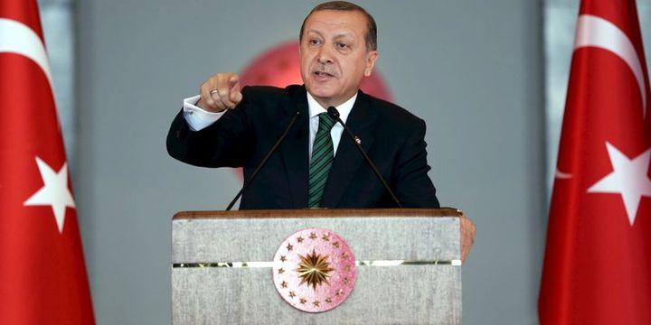 Erdoğan: Küresel finans krizinin Türkiye