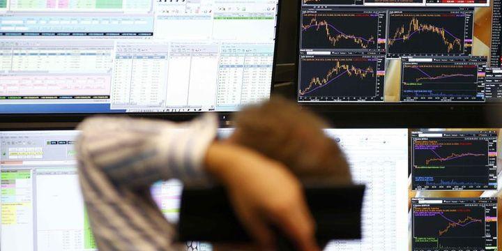 Avrupa borsaları bankalarla düşüşte