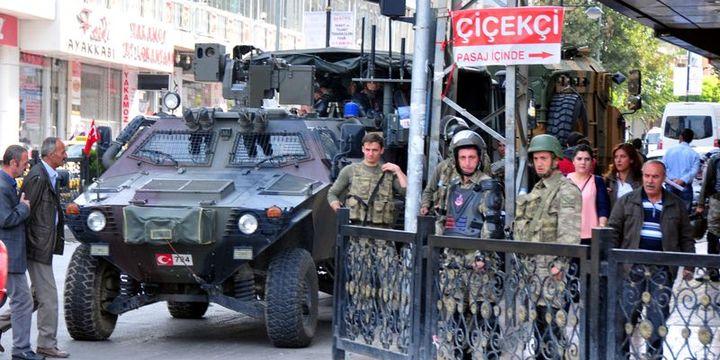Van'da 7 gün boyunca gösteri ve yürüyüş yasaklandı