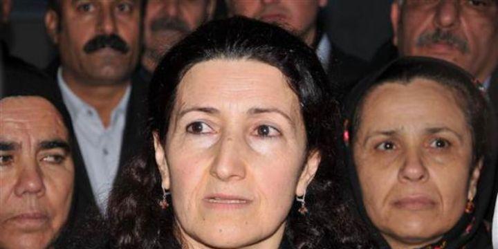 HDP Mardin Milletvekili Gülser Yıldırım tutuklandı