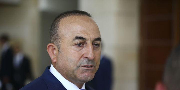 Dışişleri Bakanı Mevlüt Çavuşoğlu: Teröre destek verirseniz yargı sizden hesap sorar
