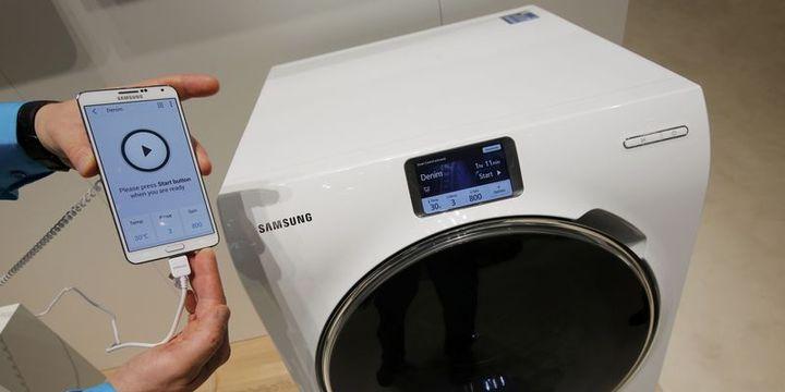 Samsung çamaşır makinelerini toplatıyor