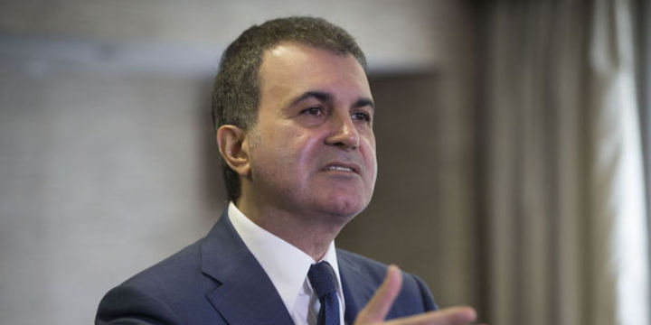 AB Bakanı Ömer Çelik AB Büyükelçilerini toplantıya çağırdı