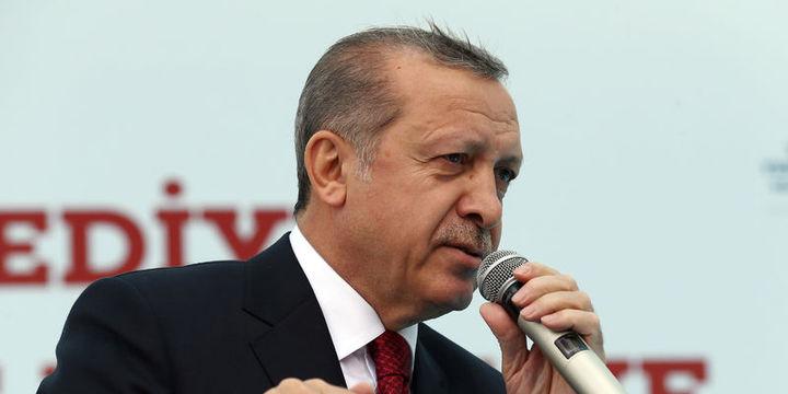 Erdoğan: Batı