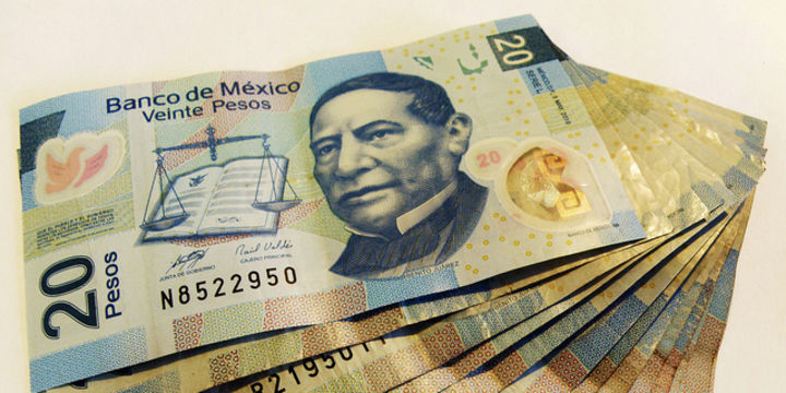 """Meksika Pesosu  """"FBI"""" açıklaması ardından yükseldi"""