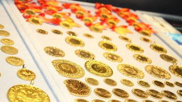 Altının gramı 130 liraya geriledi