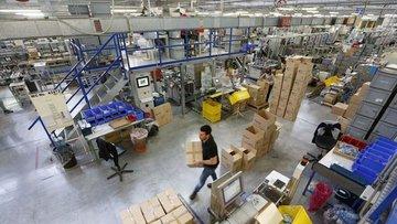 Almanya'da fabrika siparişleri Eylül'de azaldı