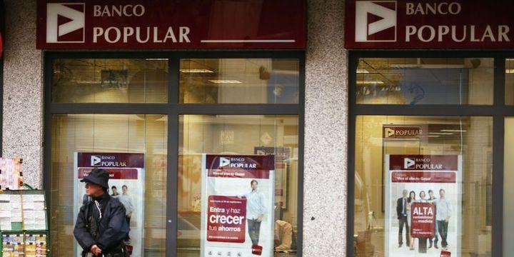 Banco Popular yaklaşık 2,600 kişiyi işten çıkaracak