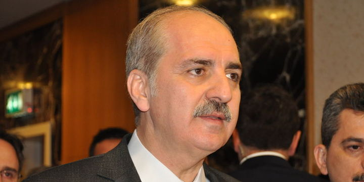 Kurtulmuş: HDP Hakkari MV Nihat Akdoğan Hakkari