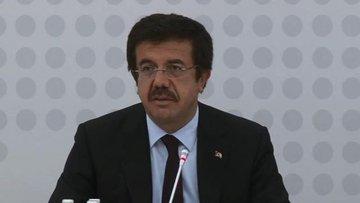 Zeybekci: İran'dan 3 banka Türkiye'de faaliyette bulunmak...