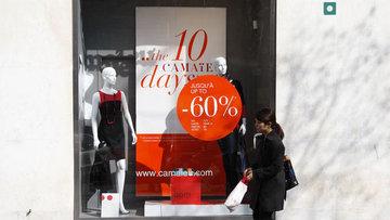 Avrupa'da perakende satışlar eylülde azaldı