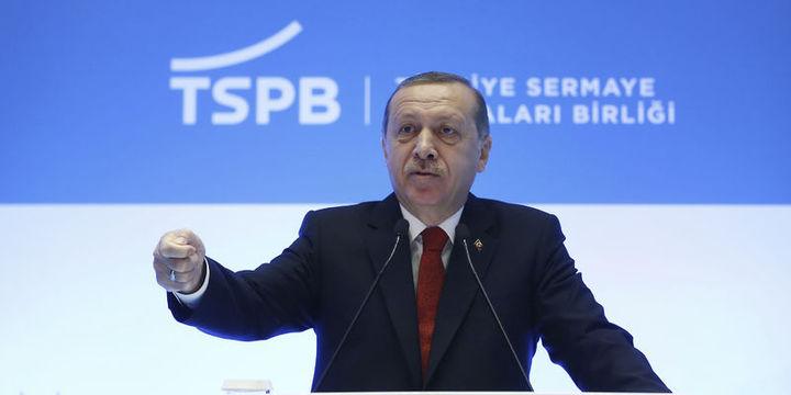 Erdoğan: Enerji ithalatımız cari açığın yarısını oluşturuyor
