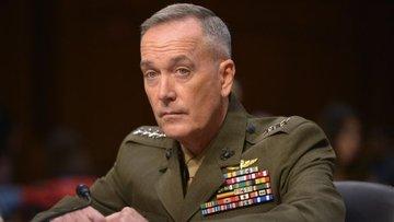 ABD/Dunford: Rakka'nın kurtarılması ve uzun vadeli planda...