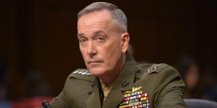 ABD/Dunford: Rakka'nın kurtarılması ve uzun vadeli planda Türkiye ile birlikteyiz
