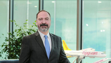 Pegasus CEO'su Nane: Uçuş sayısını %10 arttırdık