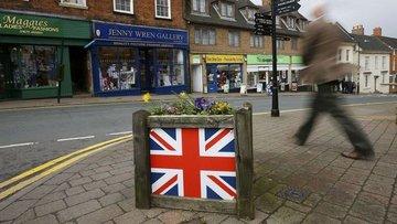 İngiltere'de sanayi üretimi Eylül'de geriledi