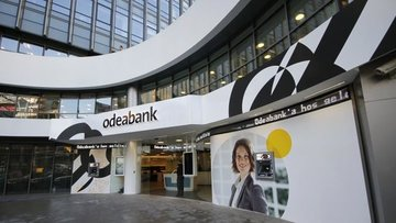 Odeabank'tan 3. çeyrekte 115,3 milyon TL net kar