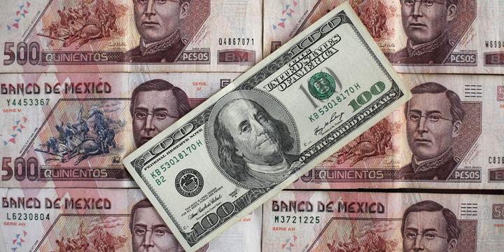 Seçim göstergesi peso dolar karşısında rekora düştü