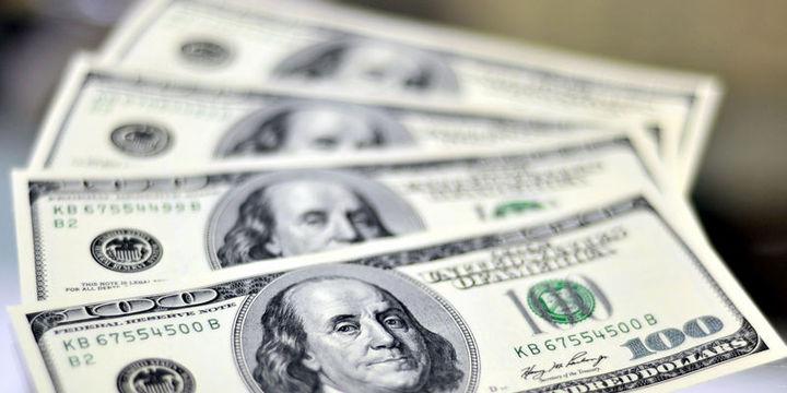 """Dolar """"Trump şoku"""" ile yurt dışında sert düştü"""