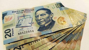 """Peso """"Trump"""" ile dolar karşısında yüzde 10'un üzerinde de..."""